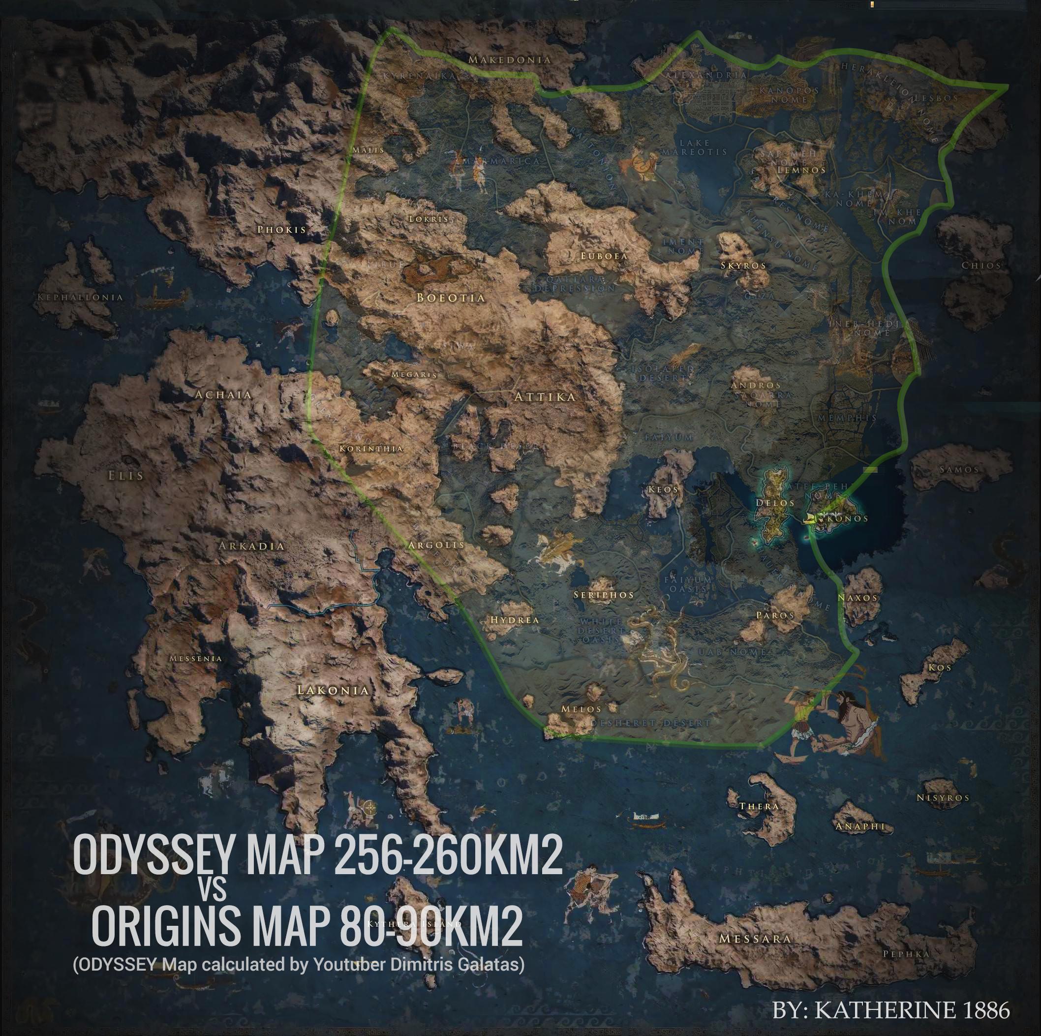 assassins creed 3 map